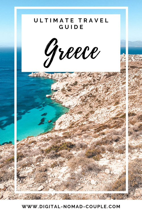 What to expect when traveling to Greece?