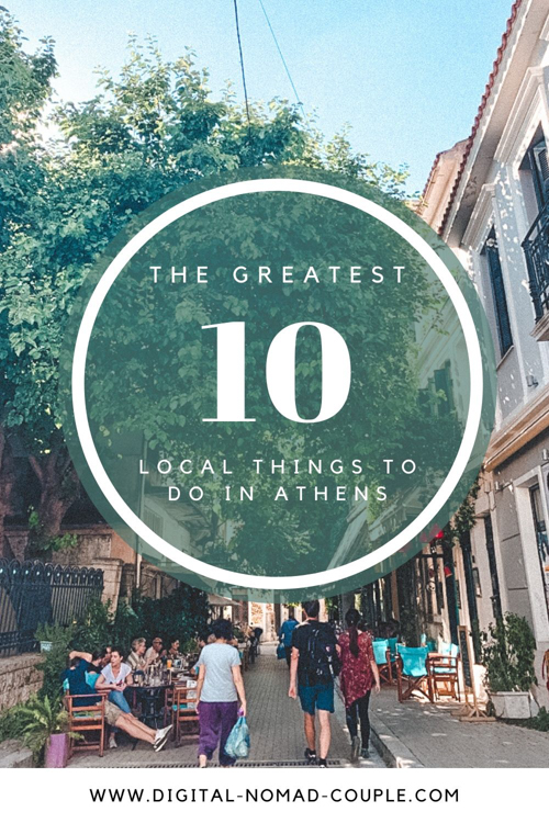 10 Local Things To Do In Athens