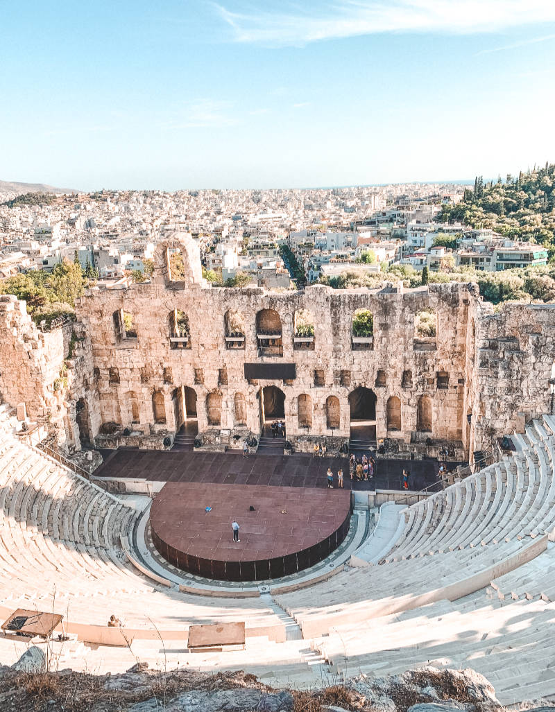 10 Reasons to Visit Athens