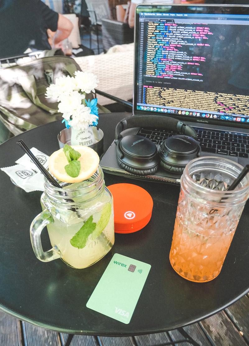 Athens Bar Digital Nomad