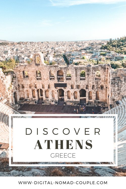 Discover Athens Greece
