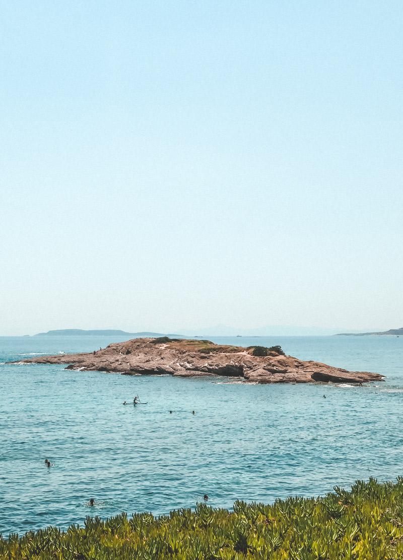Beach Close to Athens