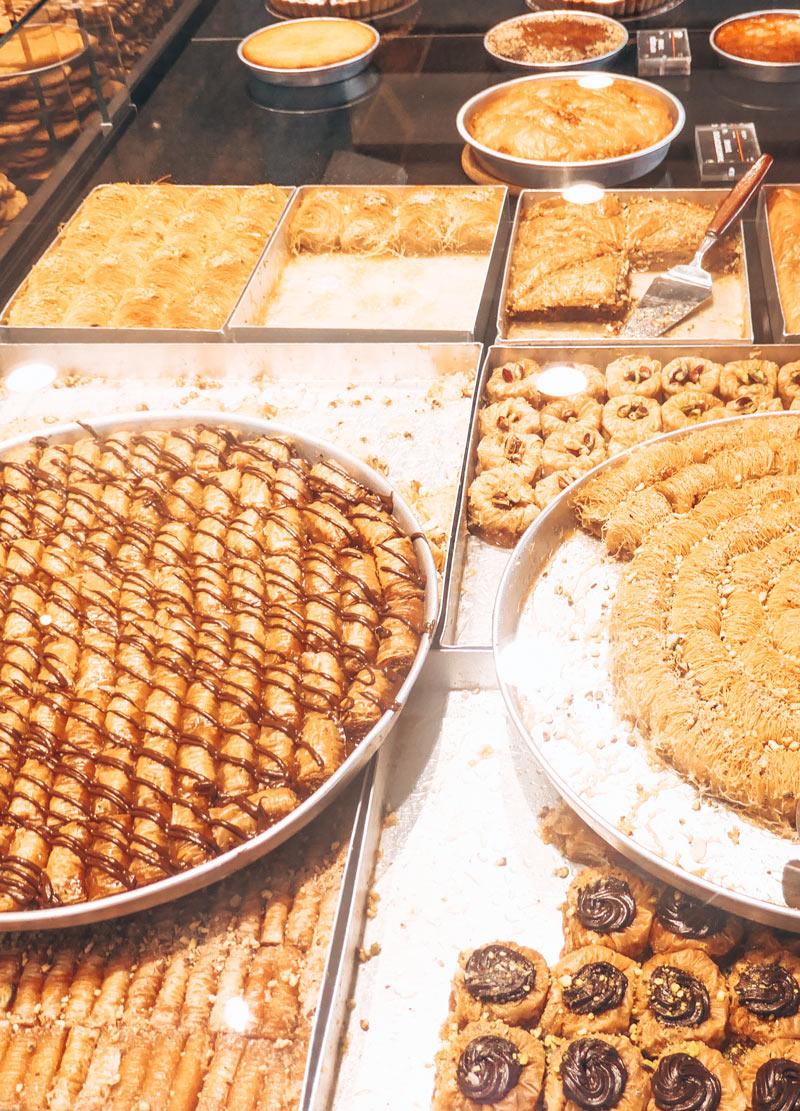 Greek Sweets Athens