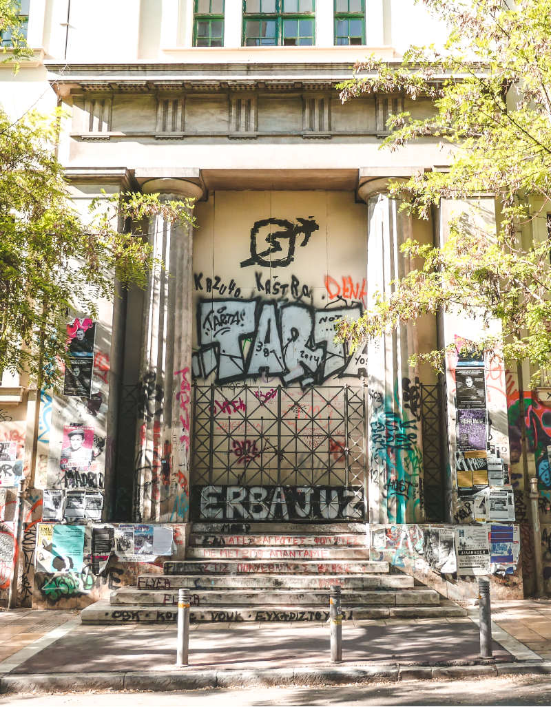 Is Exarchia Safe?