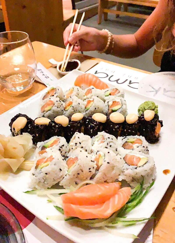 Nakama Japanese Restaurant Athens