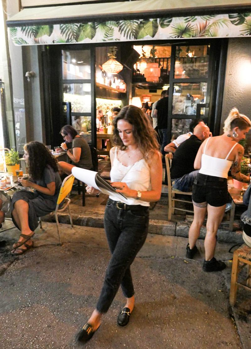 Psirri Restaurants Tranzistor Athens