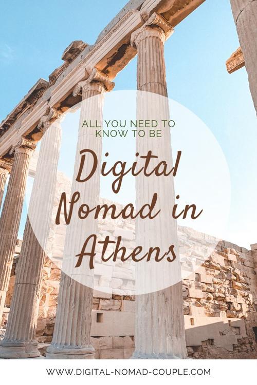 Tips For Digital Nomads In Athens