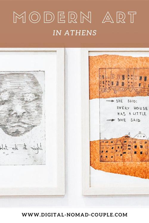 SNEHTA art residency explained by its founder Augustus Veinoglou