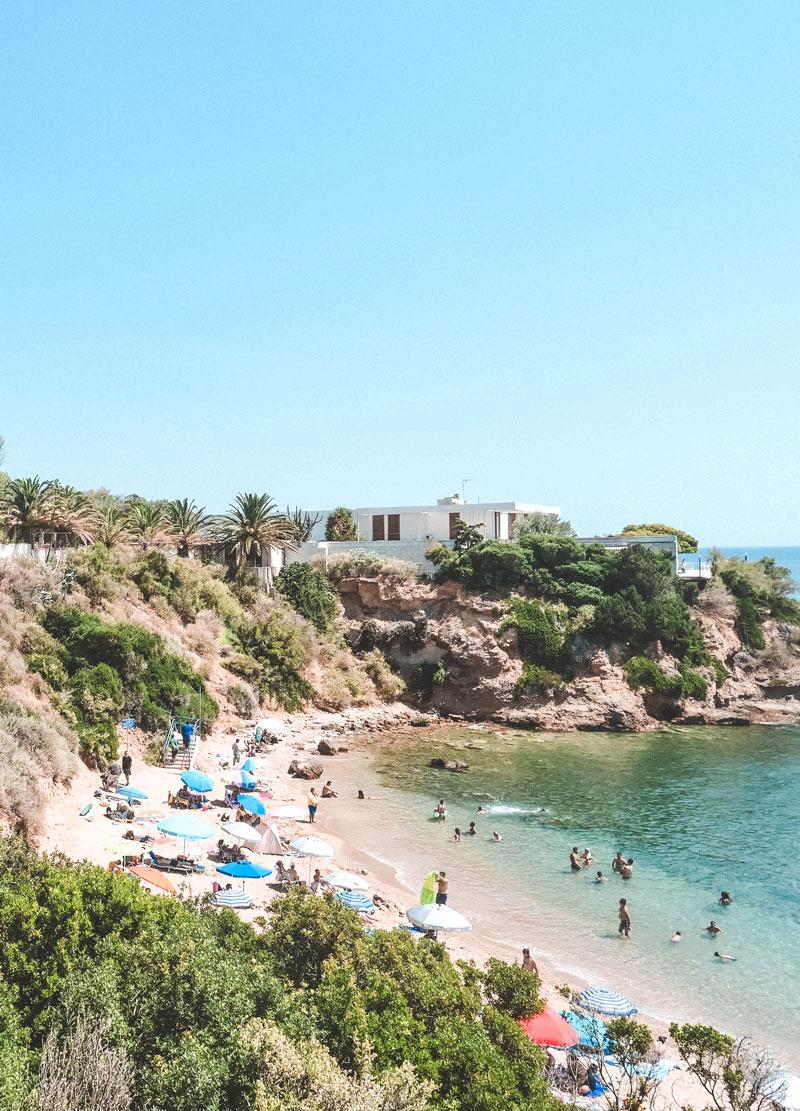 Akrotiri Lombardy Athens Beaches