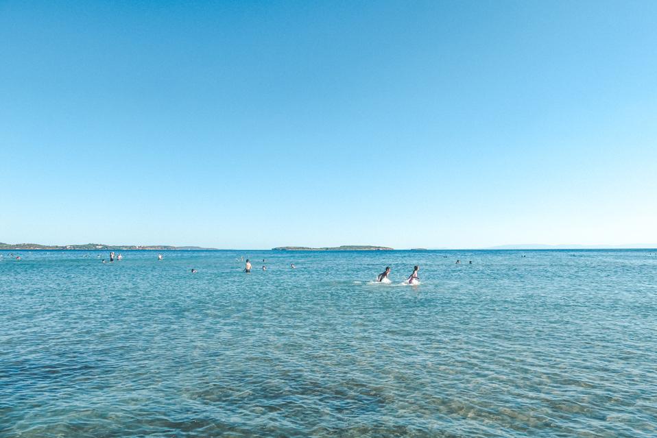 Athens Voula Beach