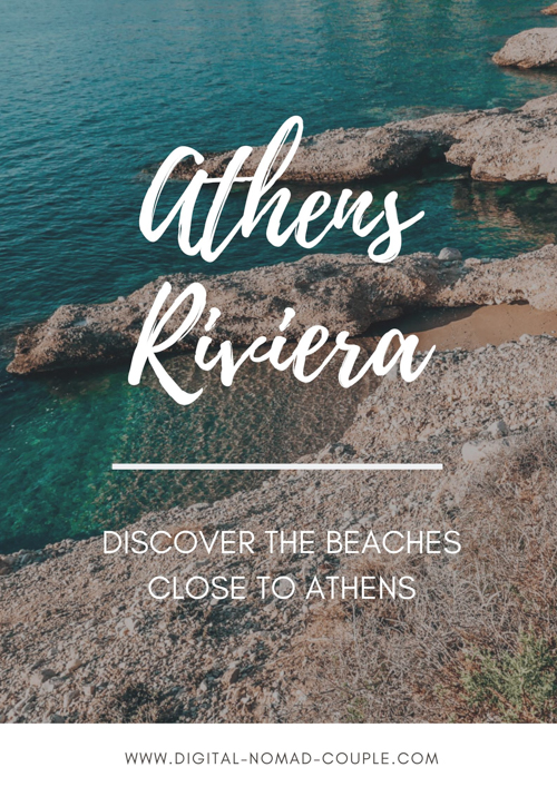 Are you in Athens and searching desperately for beaches and white sand? The solution for you is called Athens Riviera. Here, you'll not only discover our favorite beaches close to Athens, but also how to get there by public transports. Are you ready? Keep on reading!