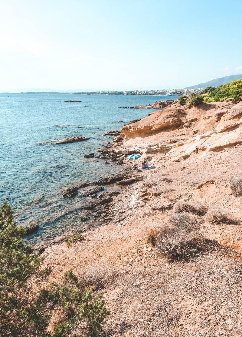 Kavouri Beach Athens