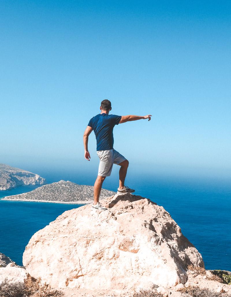 Donoussa Island Greek Cycladic Paradise
