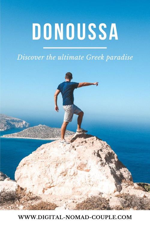 Island of Donoussa