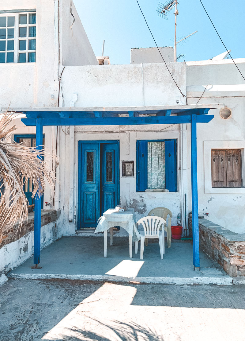 Loutra Village Kythnos Island