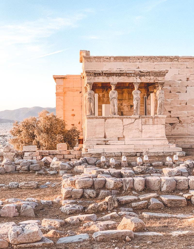Athens Cultural Scene Greece
