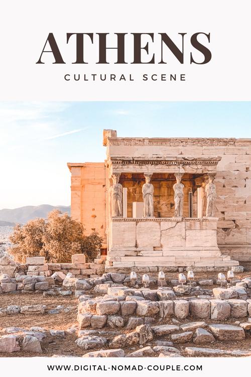 Athens Cultural Scene