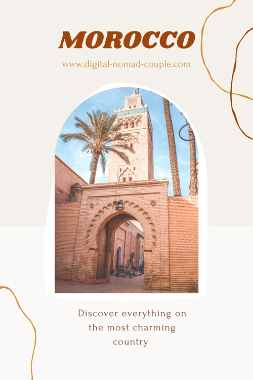 Pinterest Morocco Country Discover