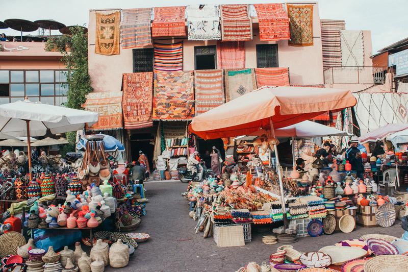 Place Des Epices Marrakech