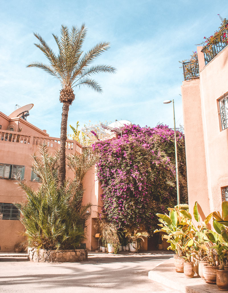 Best area to stay in Marrakech