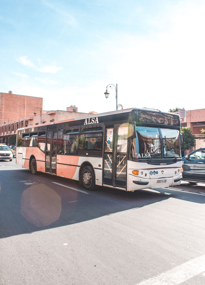 Buses Morocco