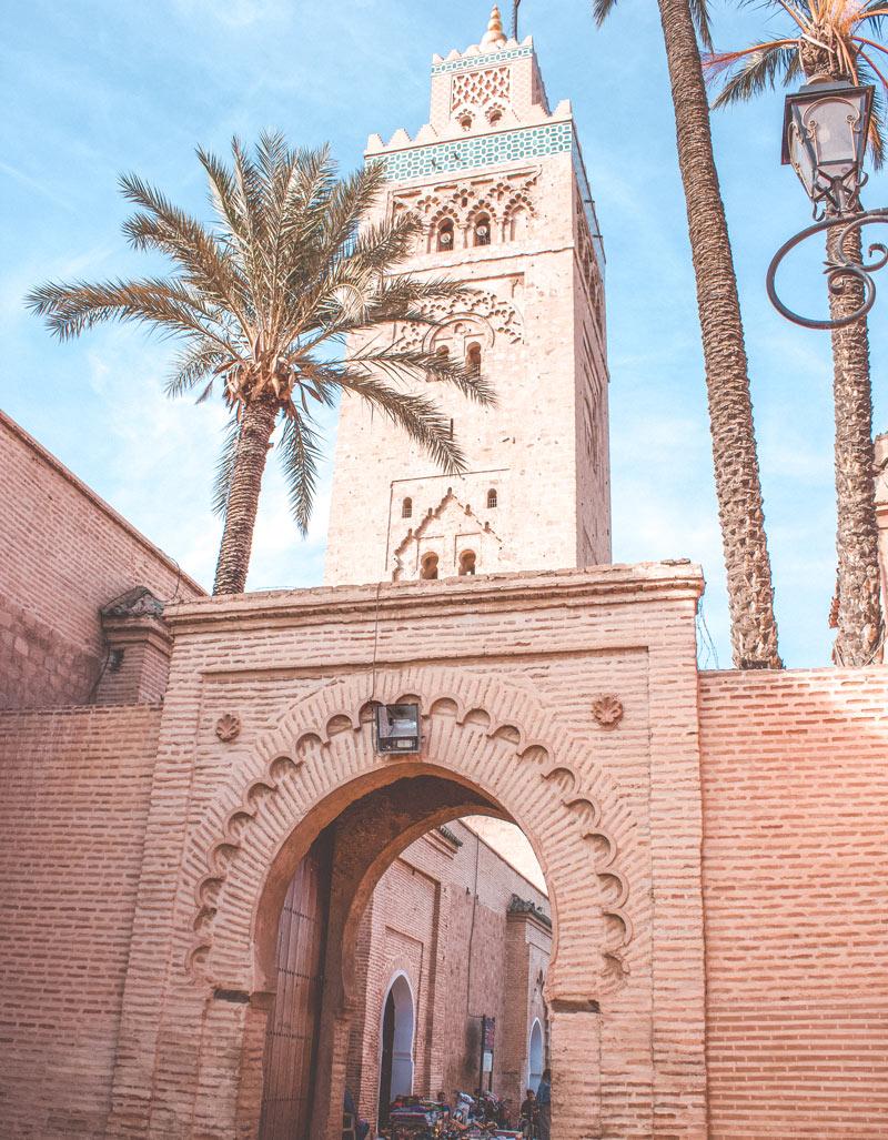 Kououbia Living In marrakech Medina