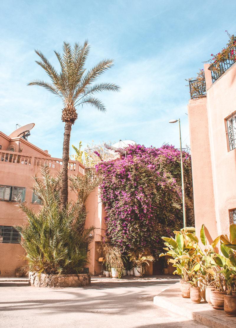 Lotissement Akioud Marrakech