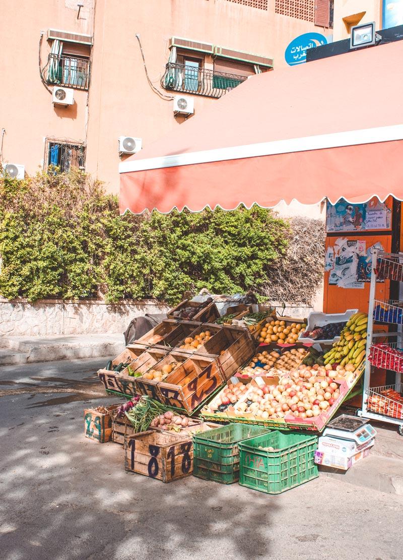 Semlalia Market Marrakech