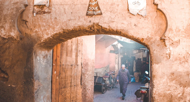 Souk Medina Marrakech 2020