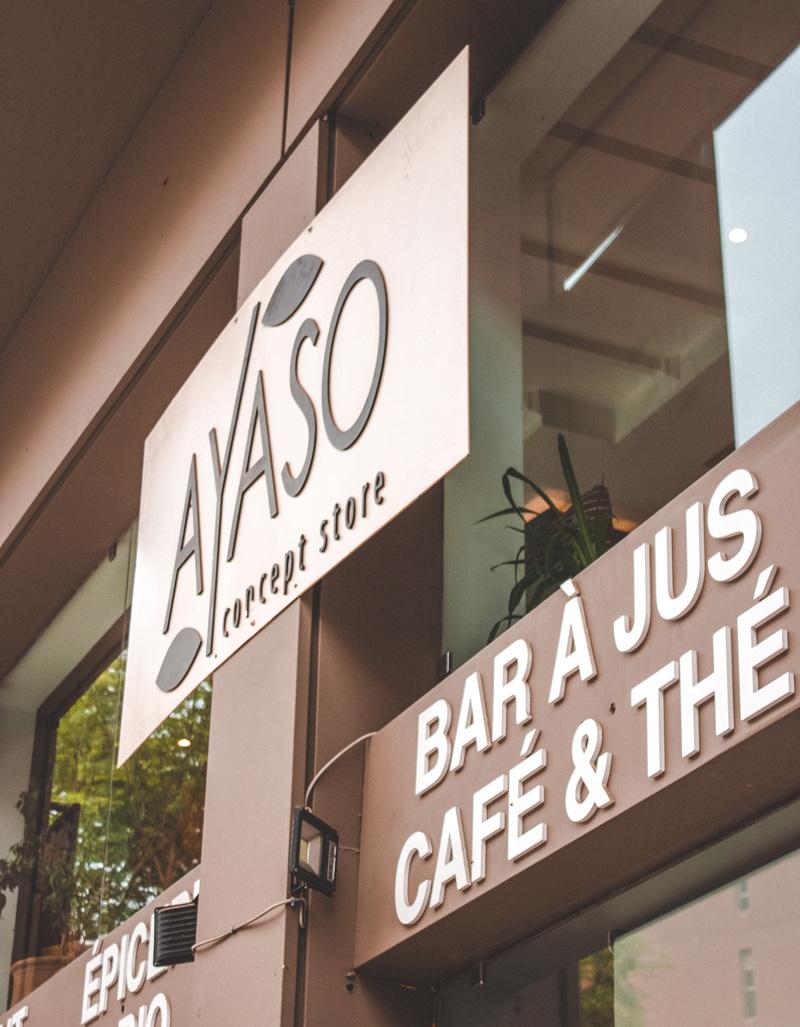 Ayaso concept store morocco