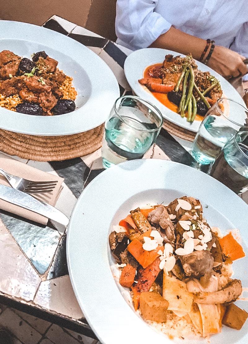 Food Marrakech