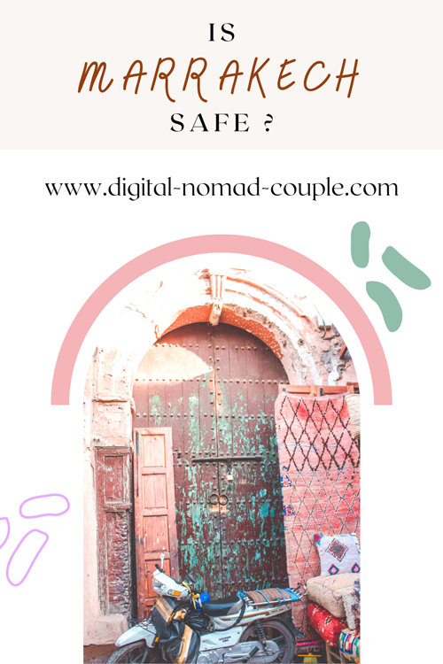 Is-Marrakech Morocco Safe 2021