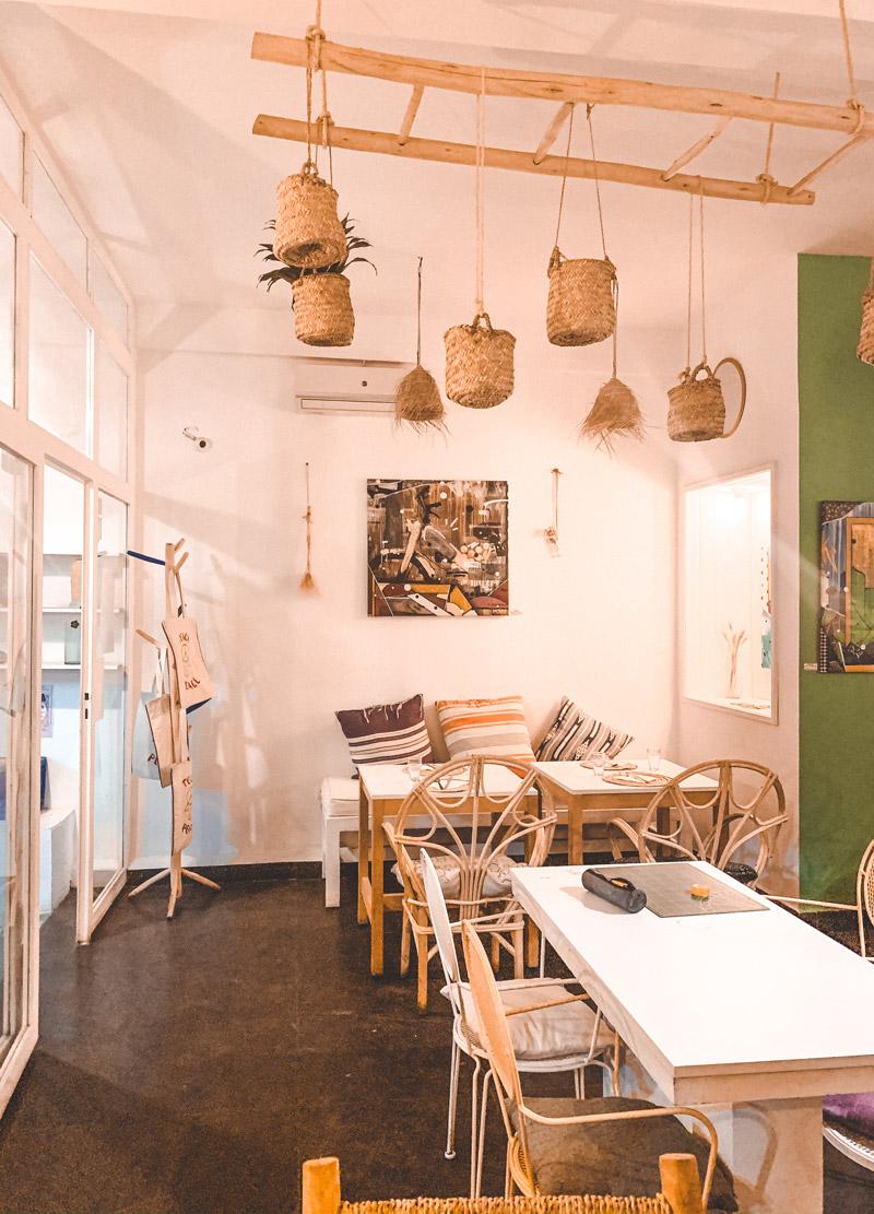 Marrakech Gaia Restaurant