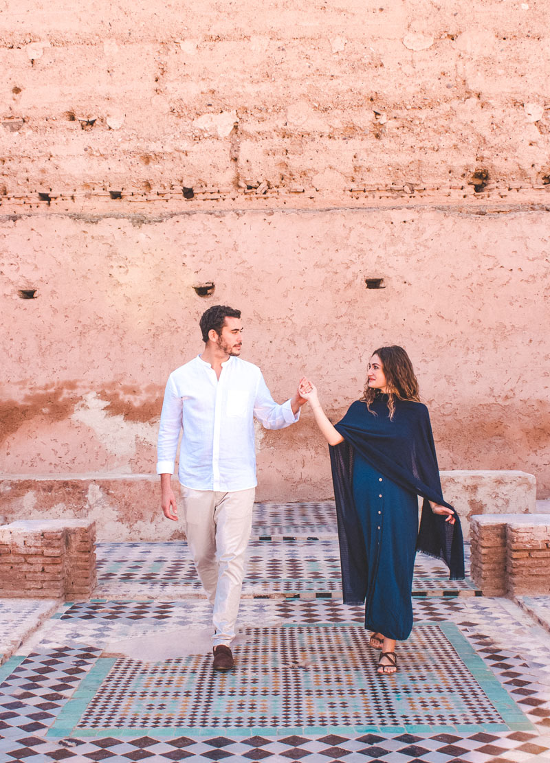 Marrakech Palace el badii