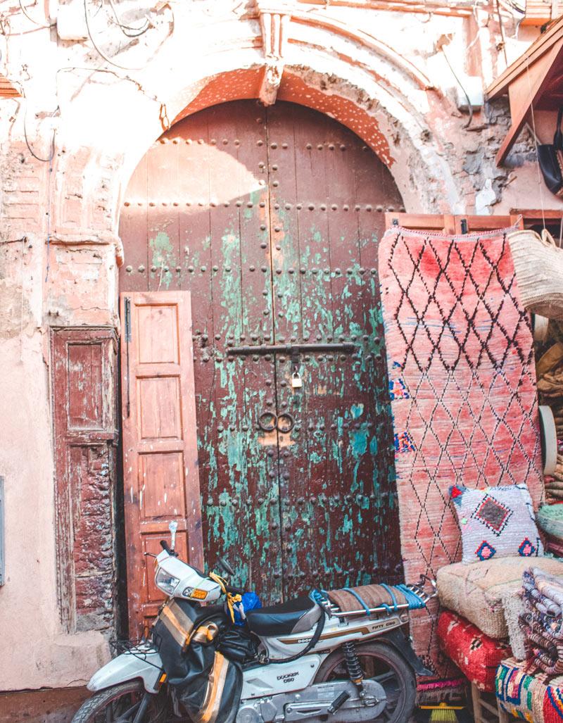 Medina safe marrakech