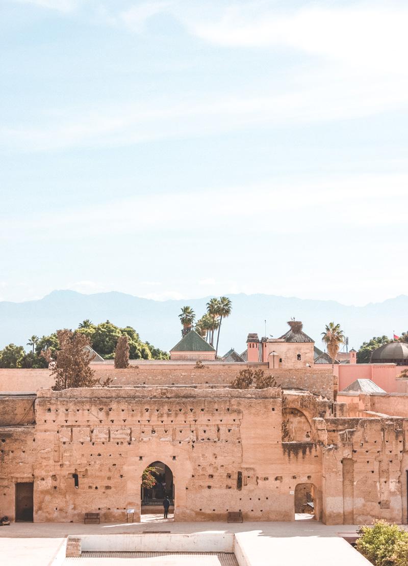 Palace El Badii