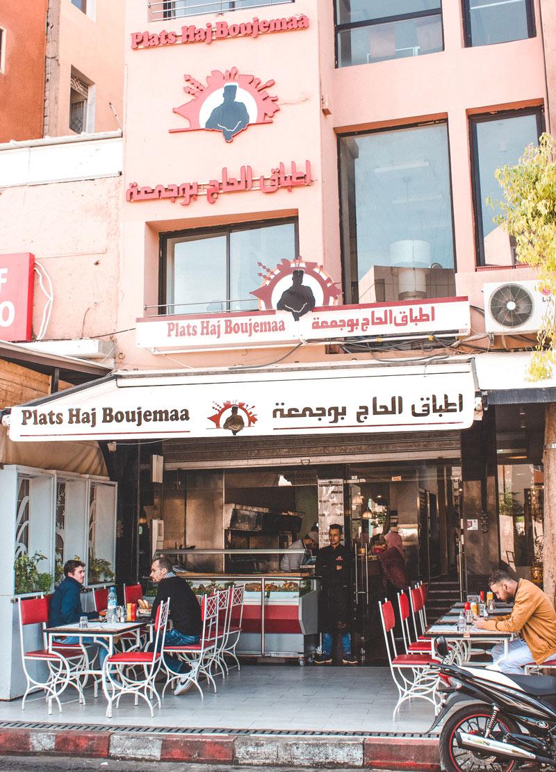 Plats Haj Boujemaa
