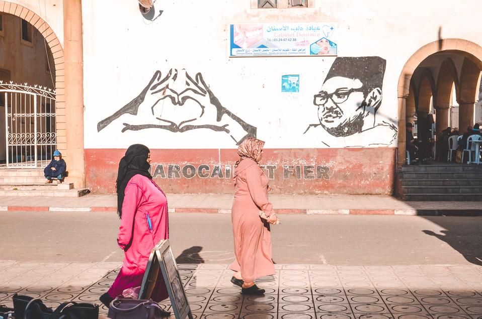 Women in morocco