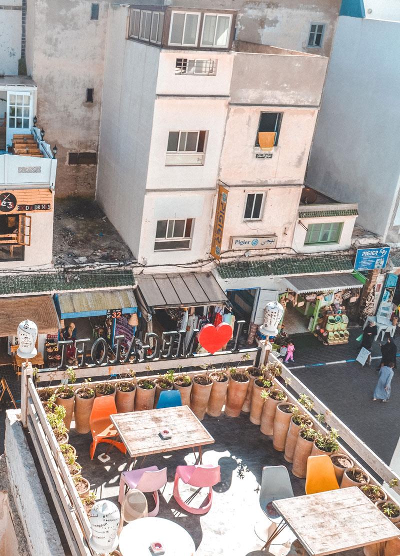 Loft essaouira restaurant