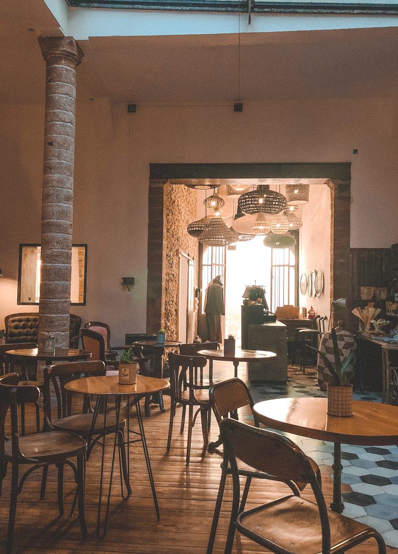 laterlier cafe boutique essaouira