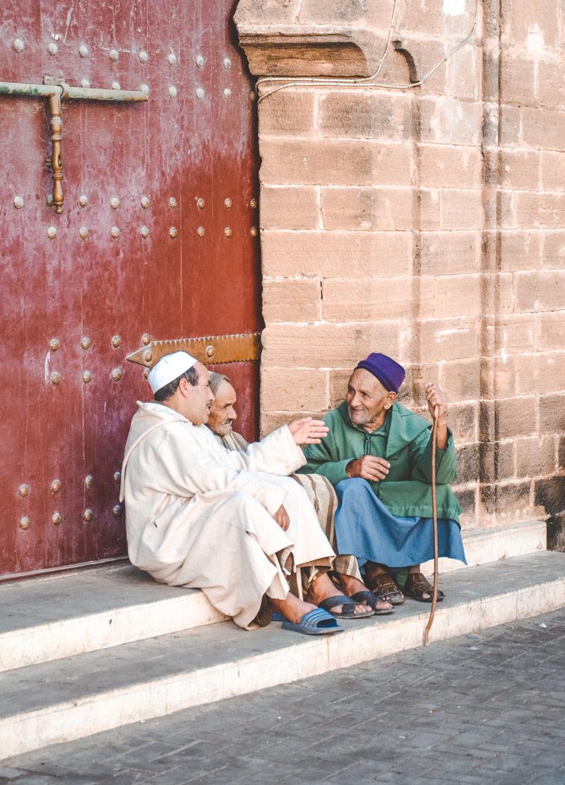 medina essaouira morocco