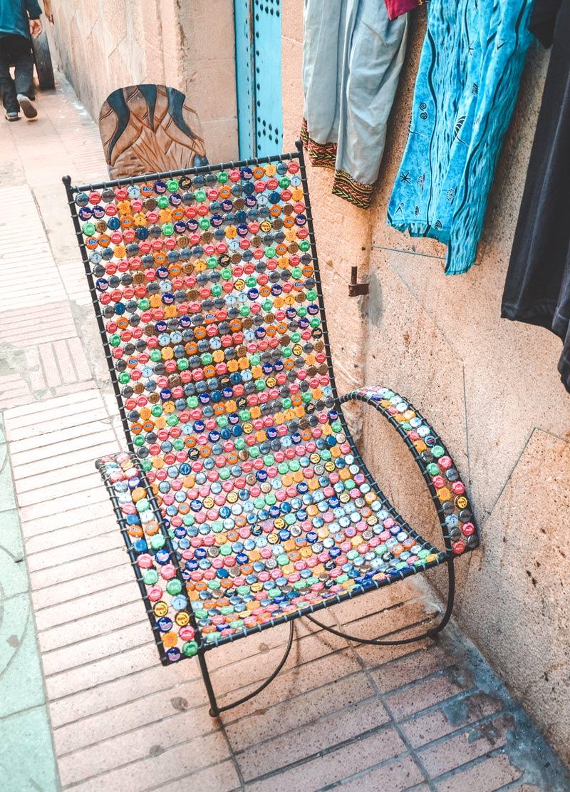 medina essaouira shopping