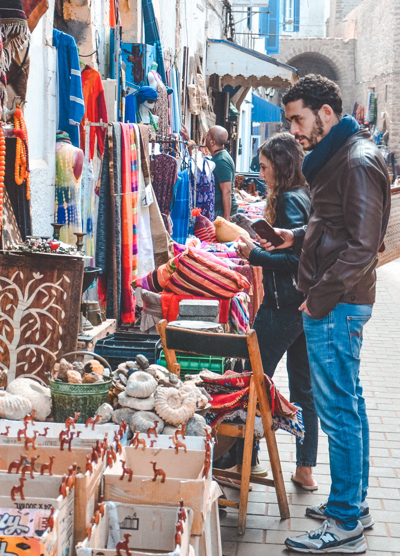 shopping in the medina best shops