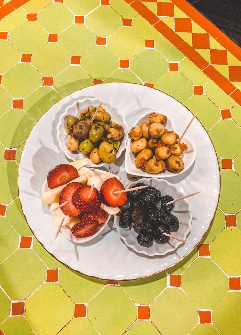 vegan food essaouira